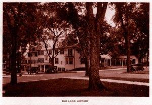 Lord Jeffery Inn Booklet Page 1