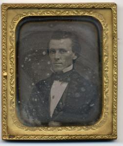 Herman Norton Barnum, who described the Society