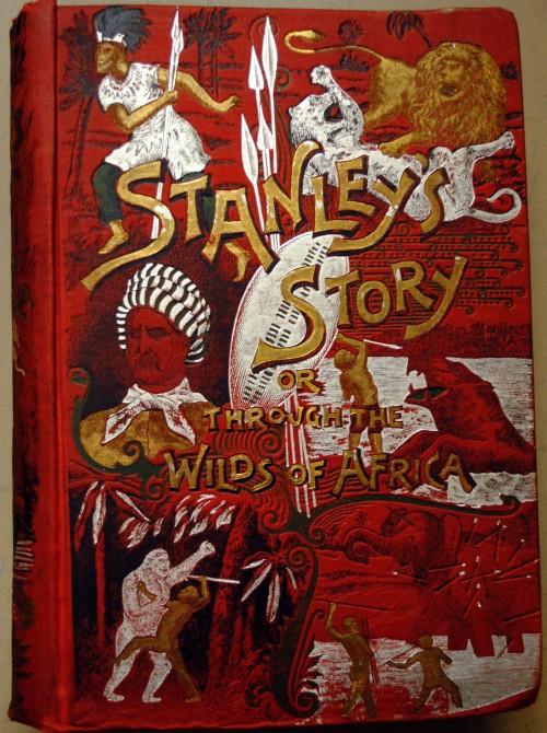 Stanley wilds of africa