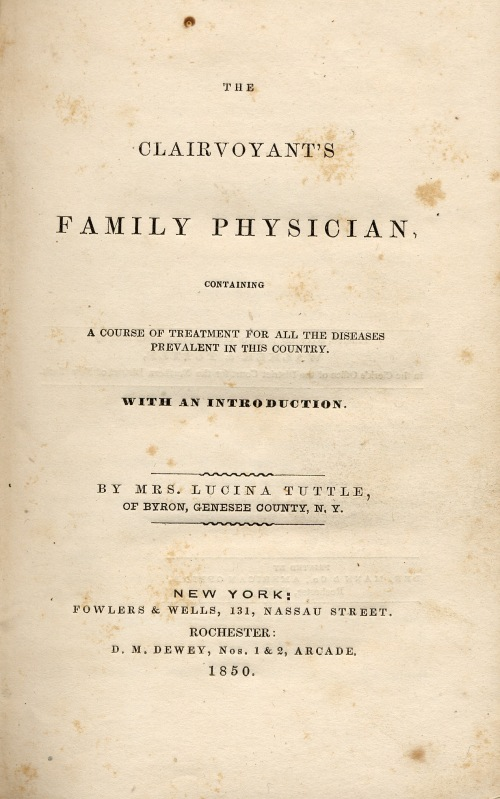 clairvoyants family physician