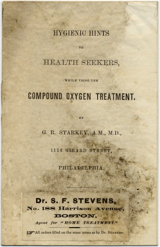 compound oxygen treatment