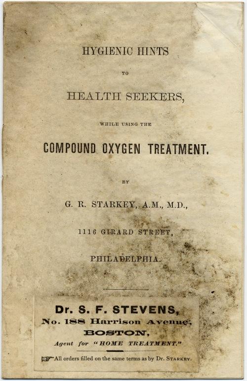 compound oxygen treatment