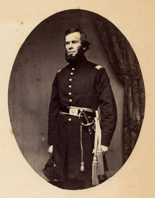 Lieutenant Henry R. Pierce (1861)