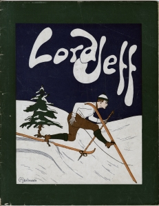 """Lord Jeff"" February 1921"