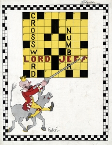 """Lord Jeff"" February 1925"
