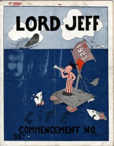 Lord Jeff June 1923
