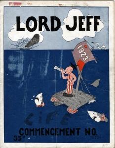 Lord Jeff June 1923
