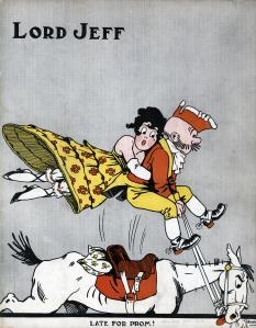 """""""Lord Jeff"""" May 1921"""