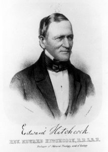 President Edward Hitchcock, ca. 1854