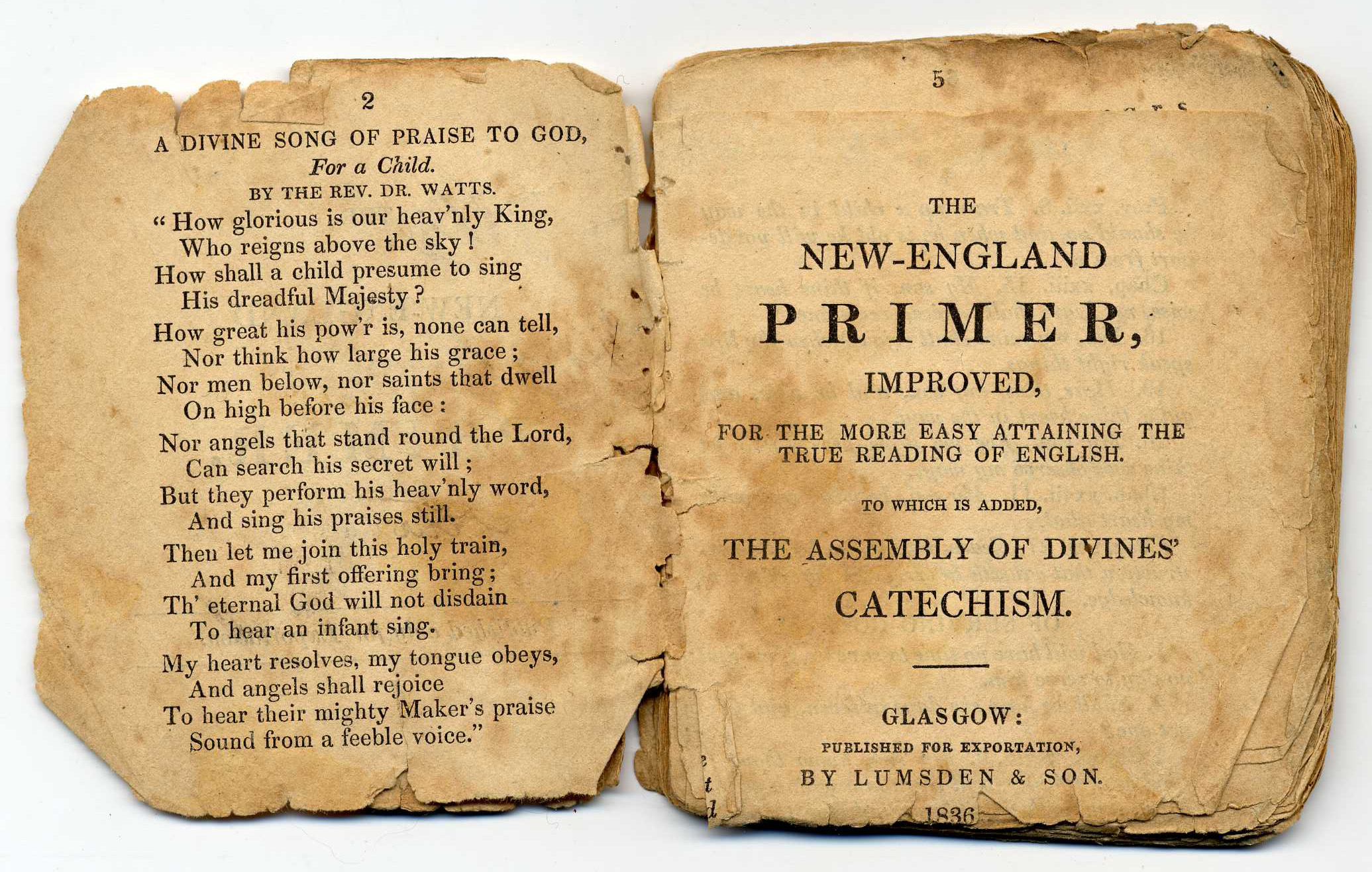 the new england primer The new england primer was the first reading primer designed for the american colonies it became the most successful educational textbook published in 18th century america and it became the foundation of most schooling before the 1790s.