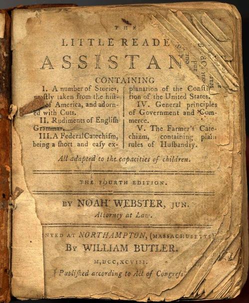 Little Reader's Assistant 1798