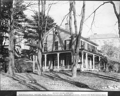 Boyden House