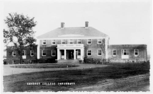 Milliken Infirmary ca. 1938