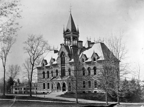 Walker Hall 1872