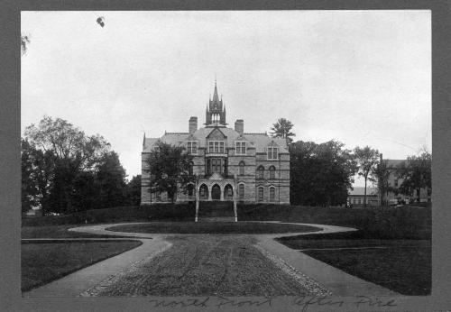 Walker Hall 1890
