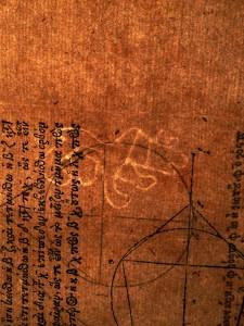 Bear (image turned sideways) - from Archimedous tou Syrakousiou