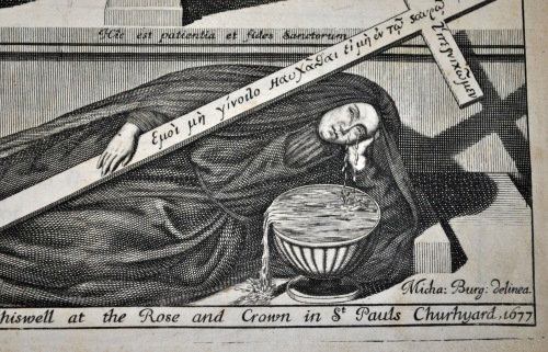 Apostolici detail