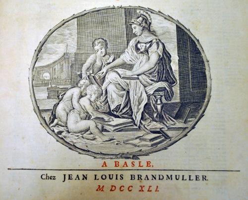 dictionaire historique 1741