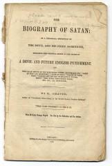 Biography of satan