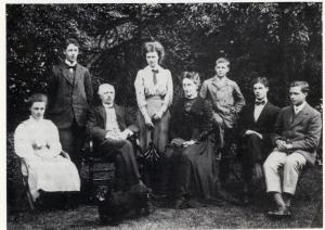 Statham family, c. 1910