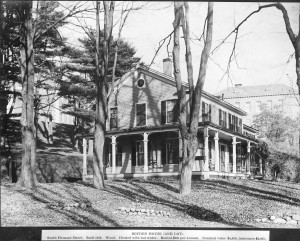 Boyden house in 1911