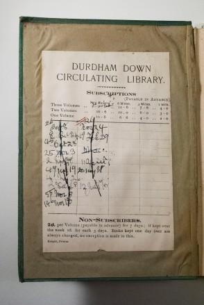 Durdham Down Circulating Library