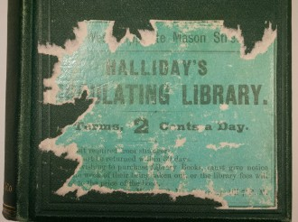 Halliday's Circulating Library