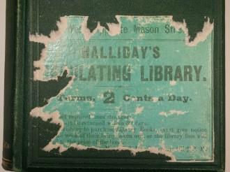 Halliday's Circulating Library