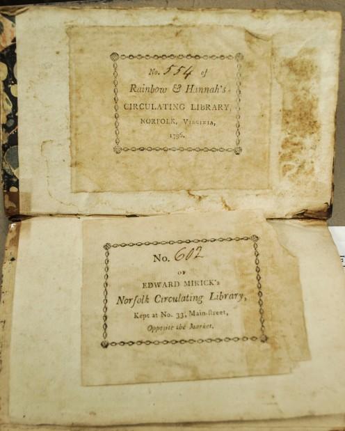 Rainbow & Hannah's Circulating Library