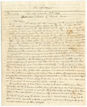 La Critique, 1829