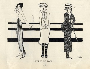 Comic from Lord Jeff, 1922