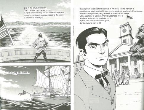 The Manga Story of Jo Niijima