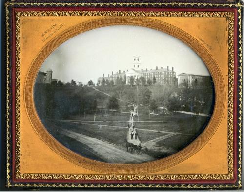 1-College-Row-ca-1855-ambrotype