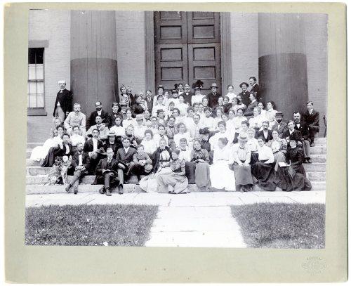 Normal School of Languages, 1899