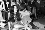 Prom goers enjoying the Chuck Berry performance, May 1967. (67-044-1 neg 27)