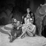 Performance of The Tempest in Kirby Theater, November 1967. (image 67-053-3)