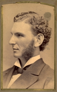 William Nesbitt Chambers, ca. 1880