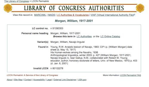 http://lccn.loc.gov/n91090353