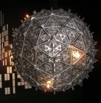 """2000 times square ball at waterford"" by Hunter Kahn (talk) 02:57, 8 October 2008 (UTC) - Own work. Licensed under Public Domain via Wikimedia Commons - http://commons.wikimedia.org/wiki/File:2000_times_square_ball_at_waterford."