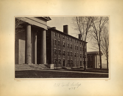 South College in 1878