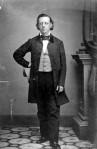 Beecher, Henry Ward. 1834 Standing portrait