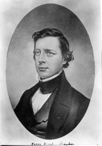 Beecher, Henry Ward. ca. 1840