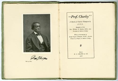 Prof Charley