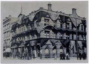 "The ""Springfield Republican"" building, ca. 1900"