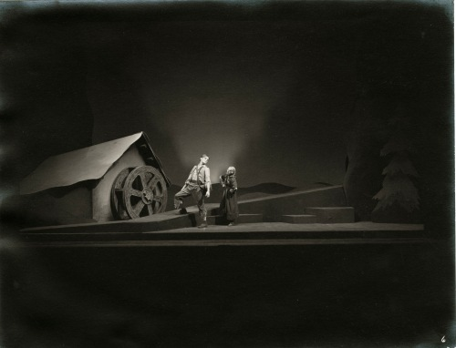 A January 1940 production of Peer Gynt by Henrik Ibsen