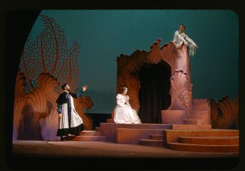 Shakespeare's The Tempest, November 1951