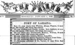 (7) The Warren in Honolulu, November 11, 1848 (reported January 1, 1849).
