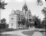 Walker Hall, 1898