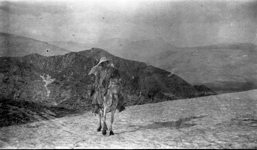 """I left Harpoot the 17th of May, going alone three days' journey to Diarbekir, somewhat to the scandal of the missionaries along the way. However, I knew the road well and was not in the least afraid, and after all nothing happened."" (Letter of Dec 3, 1915)"