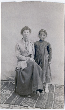 """""""You ask about my orphanage correspondence. Our orphans are each supported by people in America, and so every once in a while I have to get the children to write letters to their caretakers, have the letters translated, and send them off with a personal word of my own."""" (Letter of Aug 14, 1913)"""